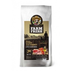 Farm Fresh Lamb and Rabbit Adult Large Breed Grain Free