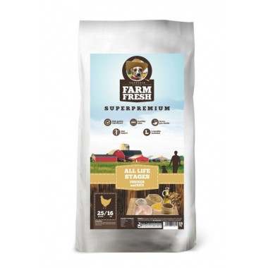 Farm Fresh All Life Stages Chicken and Rice