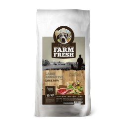 Farm Fresh Lamb Sensitive Active/Puppy