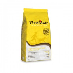 FirstMate Cage Free Chicken Meal & Oats Formula