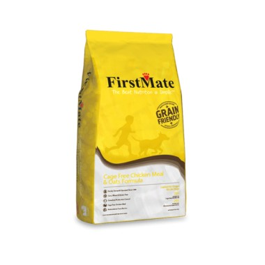 FIRSTMATE GRAIN FRIENDLY CHICKEN MEAL & OATS