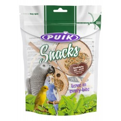 Puik Snacks Snack&play mix - wood 2 ks