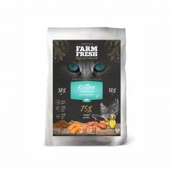 Farm Fresh KITTEN GRAIN FREE - NOVINKA
