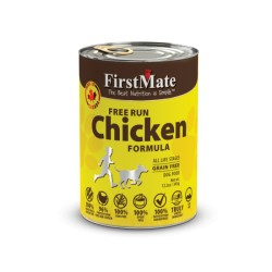 FIRSTMATE CAN CHICKEN DOG FOOD 345g